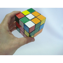 Cubo Mágico Grande 3x3x3 Magic Cube Desenvolve Inteligencia