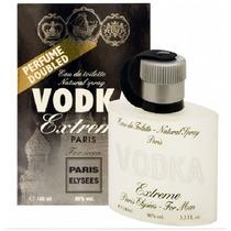 Vodka Extreme X100 Francés Importado