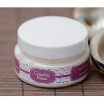 Crema De Concha Nácar Aclarante 60g 100% Natural