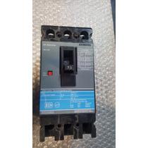 Interruptor Termomagnetico 70 Amps Siemens Power Industrial