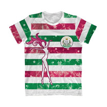 Camisa Lançamento - Passista - Camiseta Carnaval Mangueira