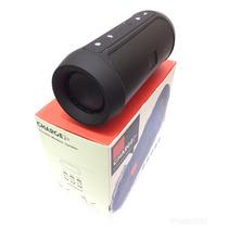 Caixa De Som Bluetooth 3.0 Charge 2+ Tipo Jbl 15w Rms Potent