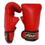Guanteletas Adx Para Box Profesional En Vinil - Talla L