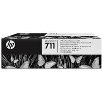 Kit Substituição Cabeçote De Impressão Hp 711 Mania Virtual