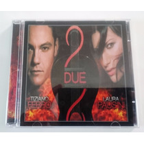 Laura Pausini & Tiziano Ferro - Due - 2cds - Áudio
