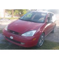 Ford Focus Hatchback 2001 (en Partes) 1998 - 2004 Motor 2.0
