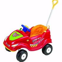 Andador Auto De Paseo Buggy Rondi Con Barral