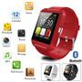 Reloj Inteligente Smart Watch U8 Bluetooh Android Iphone