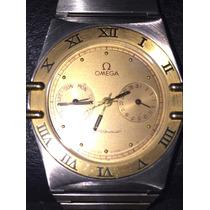 Precioso Reloj Omega Constellation Oro Solido 18 Kilates