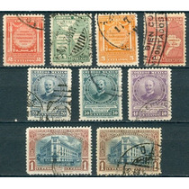 Sc 658-665a Año 1926 Congreso Pan Americano Usado