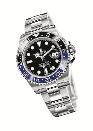a36fa54fe18 Relógio Rlx Gmt Com Bisel De Duas Cores - R  519