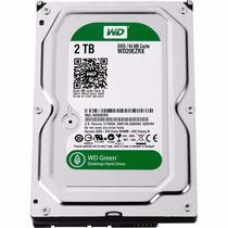 Disco Rigido Western Digital 2tb 7200 Rpm 64mb Green