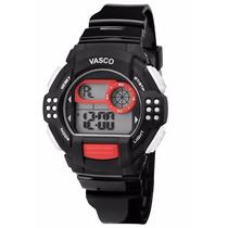 Relógio Technos Vasco Da Gama Digital Vas13615a/8p
