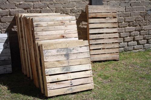 Tarimas madera mediana 72x110 importacion exportacion - Tarimas de madera usadas ...
