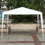 Al Aire Libre Muebles Para Patio Gazebo Excelente Portátil