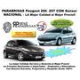 Parabrisas Peugeot 206 207 Nacional Con Sens. Precio Calidad