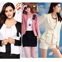 Saco Blazer Moda Japonesa Oriental Asia Chamarra Envio Grati