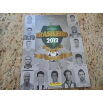 Álbum Figurinhas Campeonato Brasileiro 2012 - Para Colar