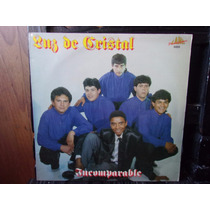 Vinilo Disco Lp Luz De Cristal Incomparable