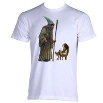 Camiseta Senhor Sr Anel Aneis Hobit Robite Hobite Hobbit C