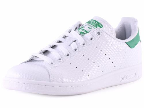 1cca55e0f803 Tênis adidas Stan Smith Sneaker Branco Verde Preto