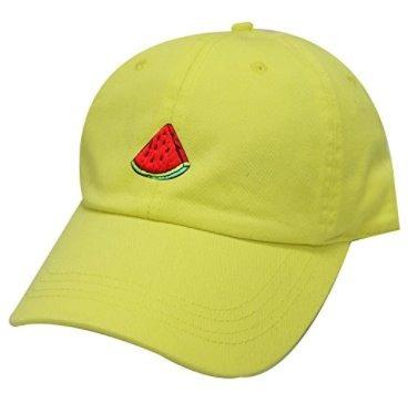 Gorra Dad Hat - City Hunter Watermelon Baseball De Algodón -   410 ... 9d7bfee9da99