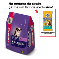 Ração Eukanuba Cachorros Filhotes Raças Pequenas 3kg