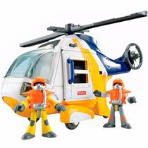 Imaginext - Helicóptero Aventura N1396 - Fisher Price