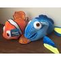 Kit Nemo E Dory Grandes Disney Procurando Dory -frete Grátis