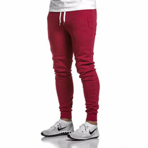 Monos Deportivos Jogger Gym Pantalon Algodon Slim Fit Moda