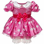 Vestido Fantasia Minnie Mouse - Original Disney