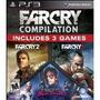 Far Cry Compilation Ps3 Nuevos Fisicos Sellados !!!