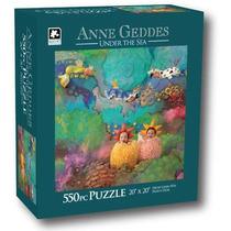 Anne Geddes 550-rompecabezas, Bebés Como Plantas Bajo El