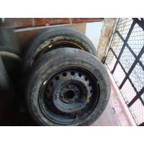 2 Pneus Bridgestone P205/60/r15 Turanza C Rodas Meia Vida