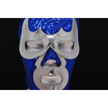 Mascara Lucha Libre Blue Demon