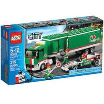Lego City 60025 Camión Transporte De Competencia