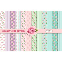 Kit Imprimible Pack Fondos Shabby Chic Clipart Cod 60