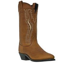 Laredo Mujeres Abby En Ante Deertan Vaquero Moda Boot 51080