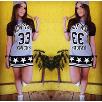 Vestido Número Blogueira Moda Instagram
