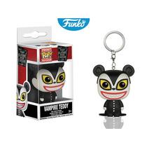 Llavero Vampire Teddy Funko Pop Pocket Keychain Pelicula
