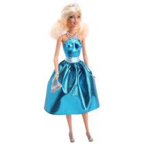 Mattel Barbie Princesa En 2012 Shes Deslumbrante Vestido Az