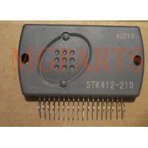 Stk412-210 Ic Audio Amp Sanyo Original