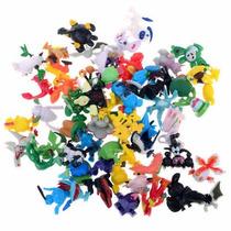 Juguete Mini Pokémon, 20 Piezas Al Azar. Envío Gratis!
