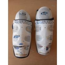 Espinilleras Para Hockey Joki Masca Easton Air 12 Pul. #540