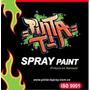 Spray Color Aluminio Pinta T