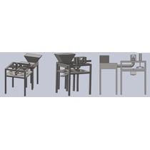 Diseño Fabricación Mobiliario Maquinaria Acero Inoxidable
