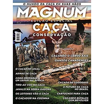 Revista Magnum Edição Especial 60 - Caça & Conservação.