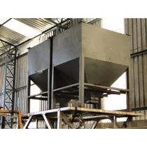 Funil Usado Armazenar Material Plastico Até 1500kg - 1 Unid.