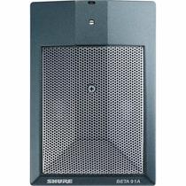 Microfone Condensador P/ Bumbo Shure Beta91a + Frete Grátis
