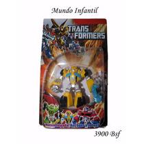 Mini Transformers Rescue Bots
